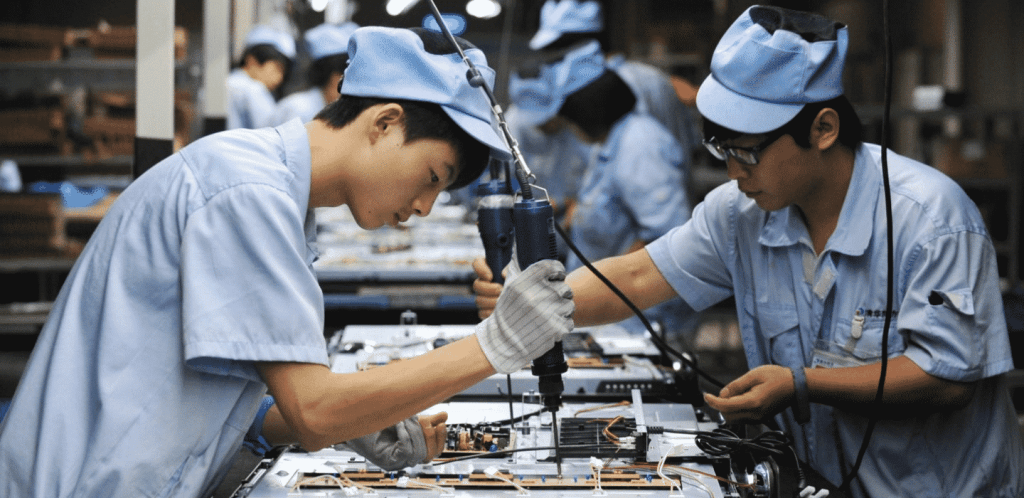 IS CHINA STILL THE BEST PLACE TO MANUFACTURE ELECTRONIC PRODUCTS