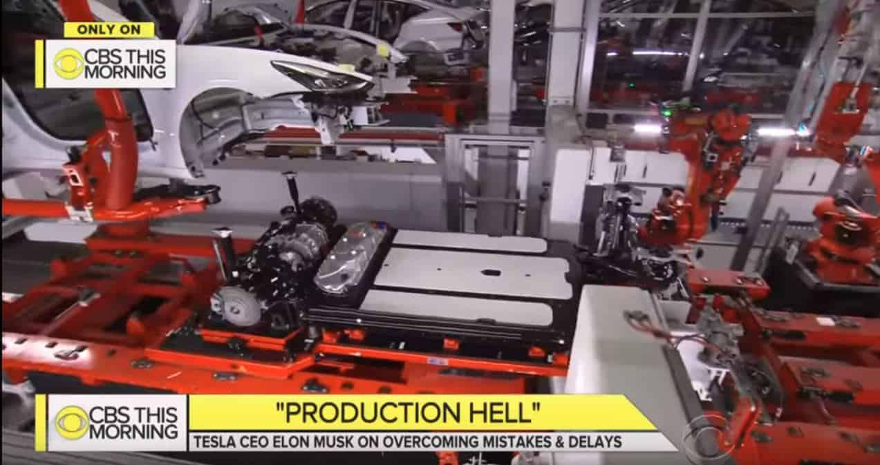 Elon Musk - I overdid my Assembly Factory Automation