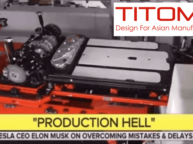 Tesla Production Hell