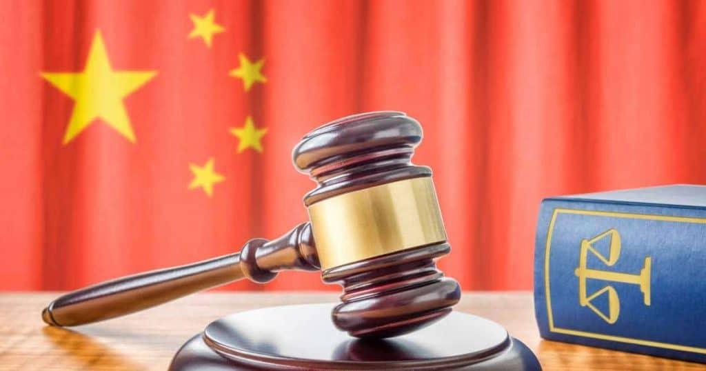 enforcing an NDA in China
