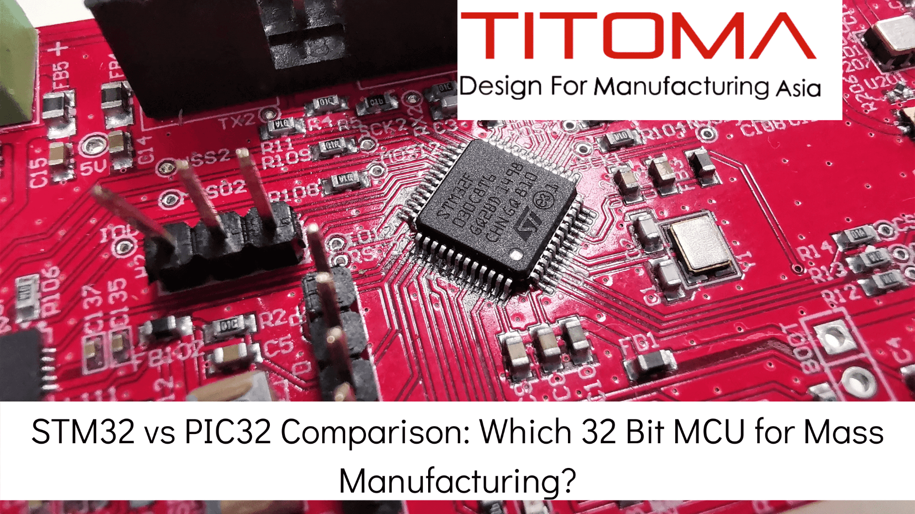 stm32 vs pic32 comparison