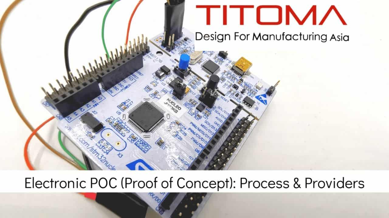 electronics proof of concept service
