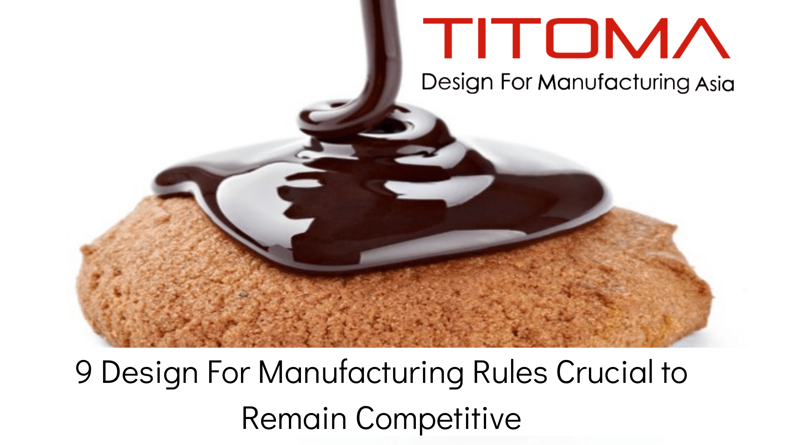 the 9 laws of design for manufacturing
