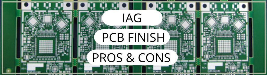 IAG PCB Finish