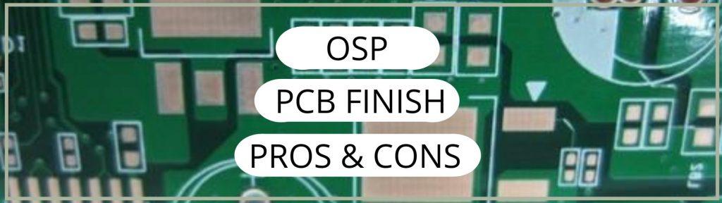 Osp PCB Finish