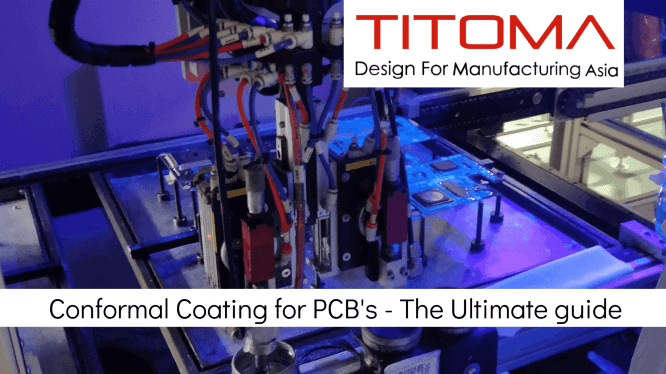 conformal coating PCBA