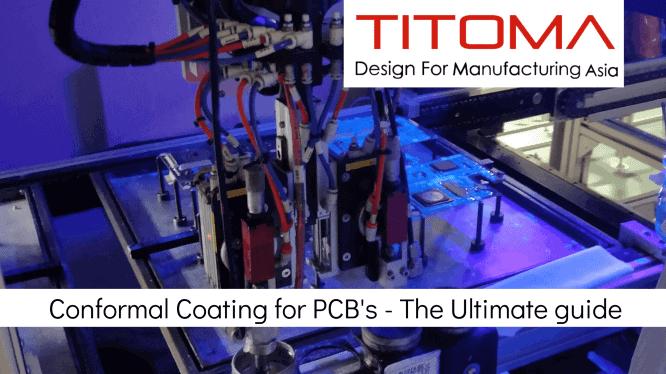conformal coating PCBA