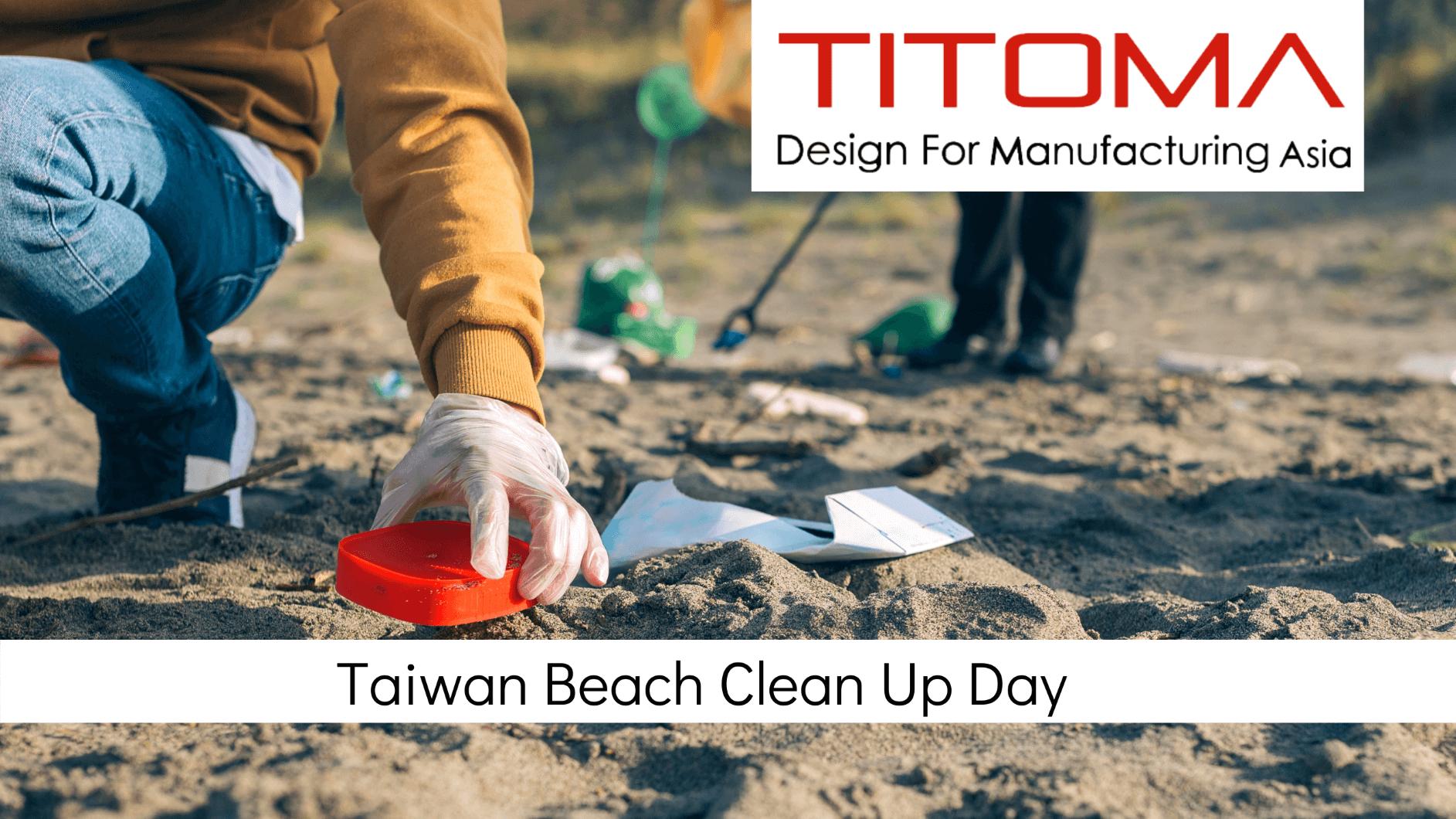 Taiwan Beach Clean Up