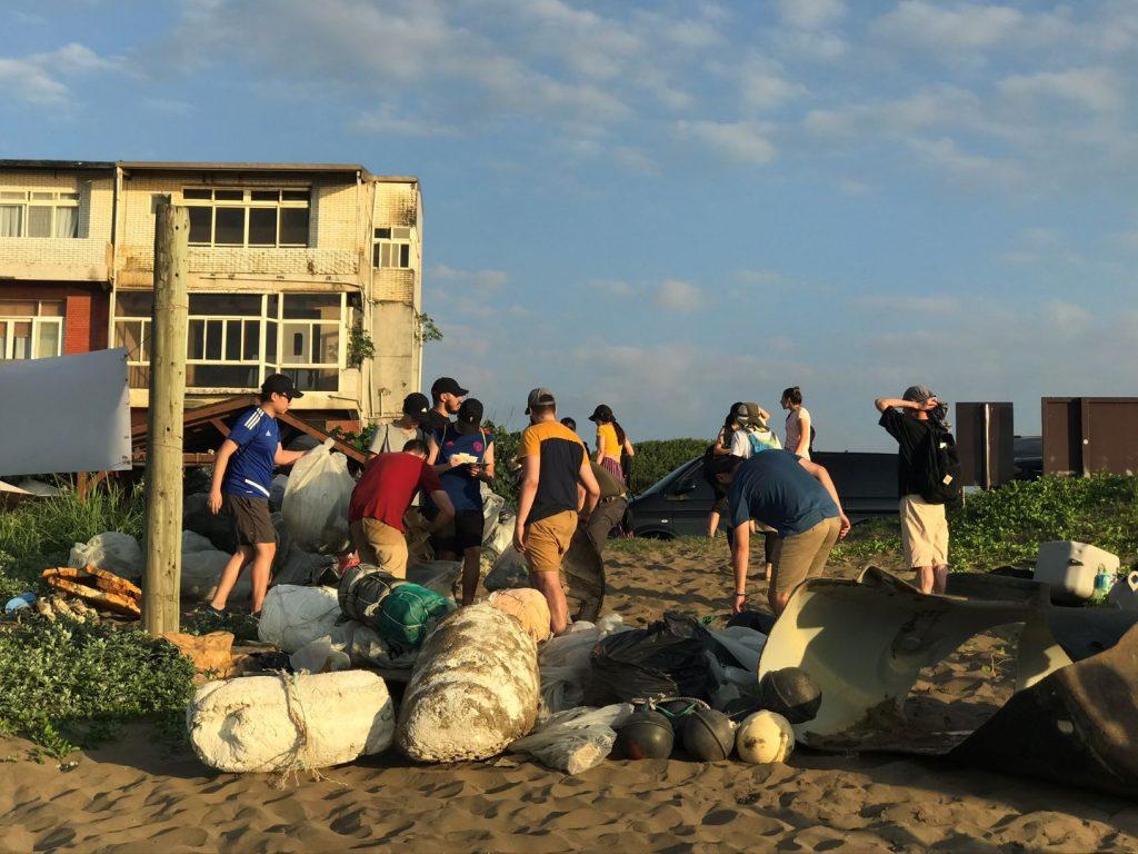Titoma Beach Clean 2020 6