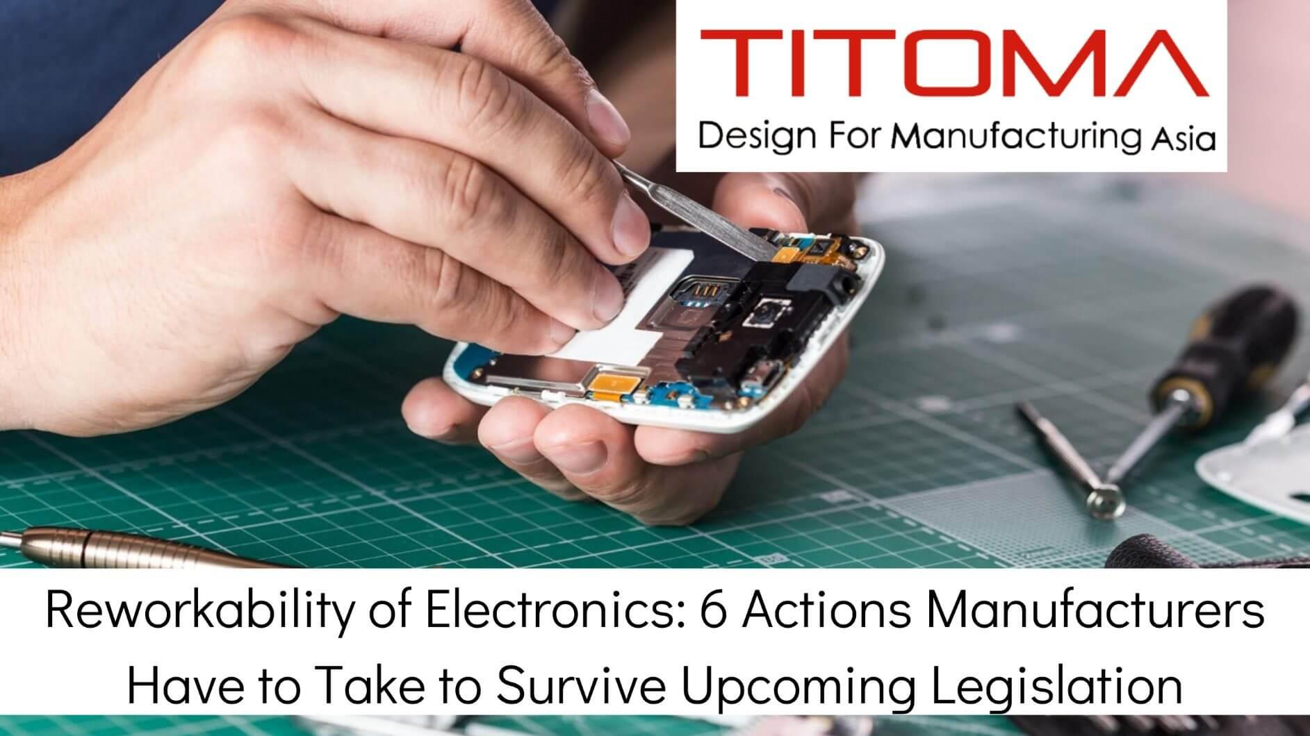 Electronics Reworkability 2