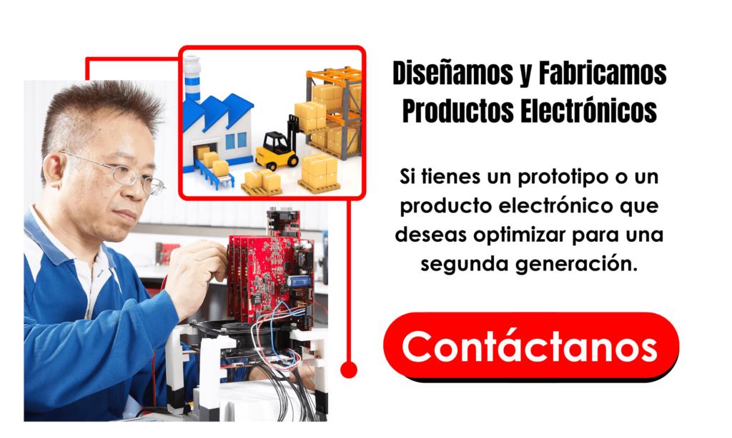emepresas que fabrican productos electronicos