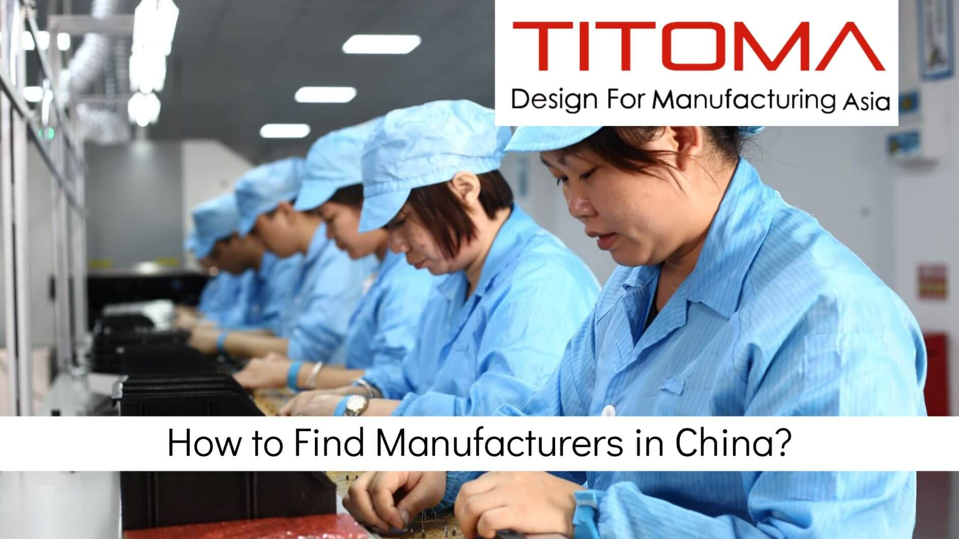 how to find manufacturers in china w