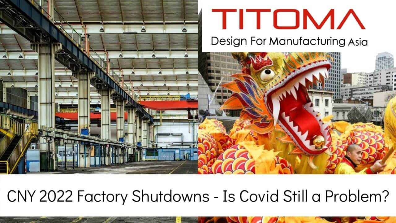When Is Chinese New Year 2020.Chinese New Year 2020 Impact On Manufacturing Titoma