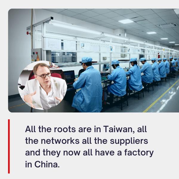 Electronics Made in Taiwan