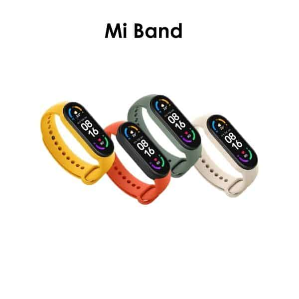 top chinese electronics products mi band