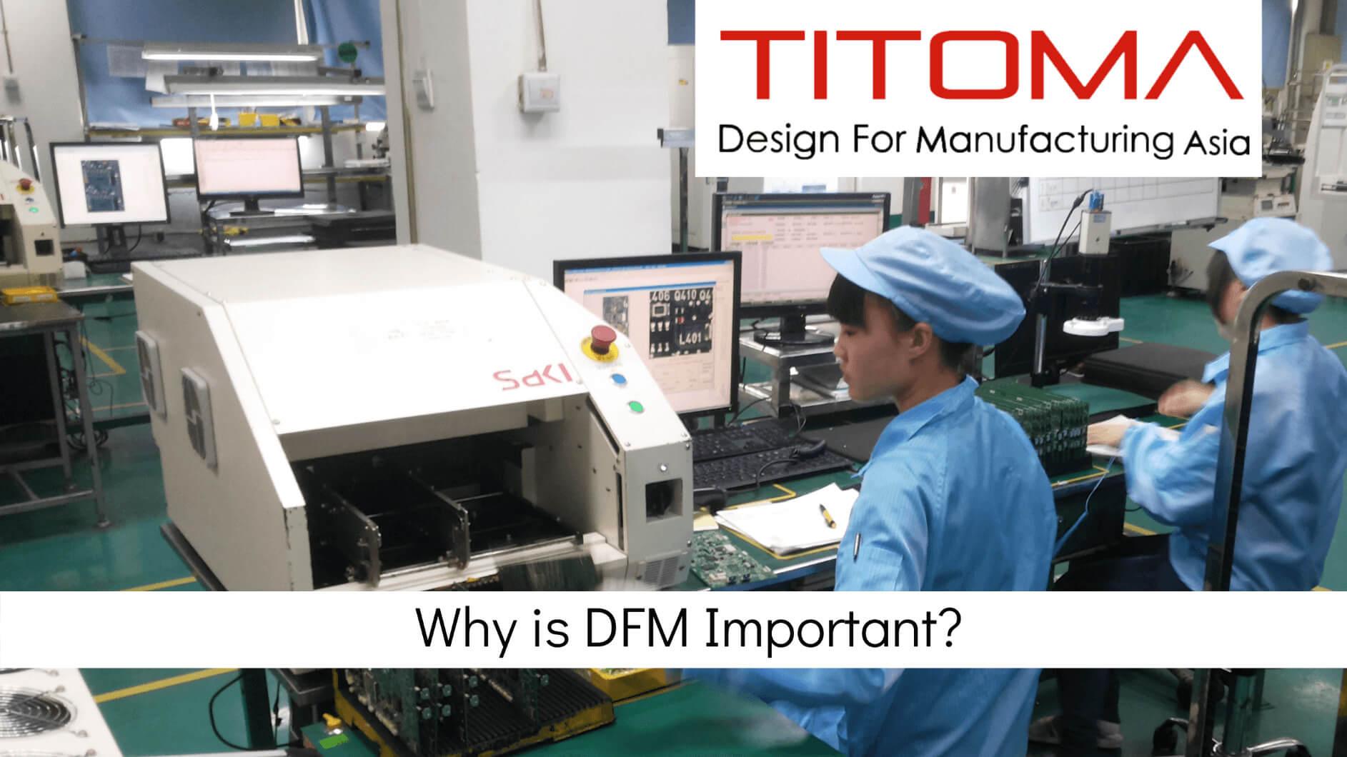 DFM Importance