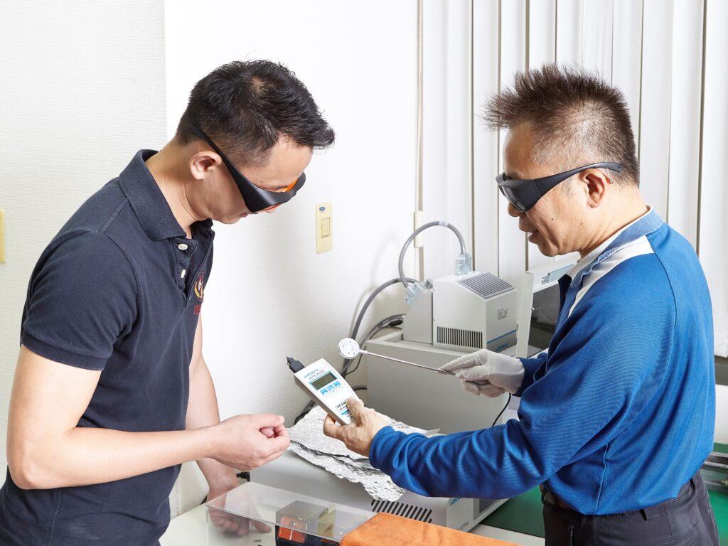 Nelson UV Testing