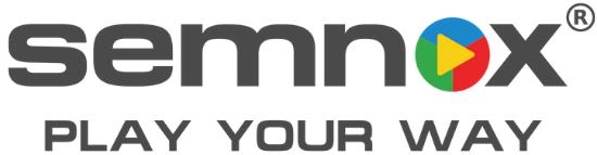 case study semnox logo