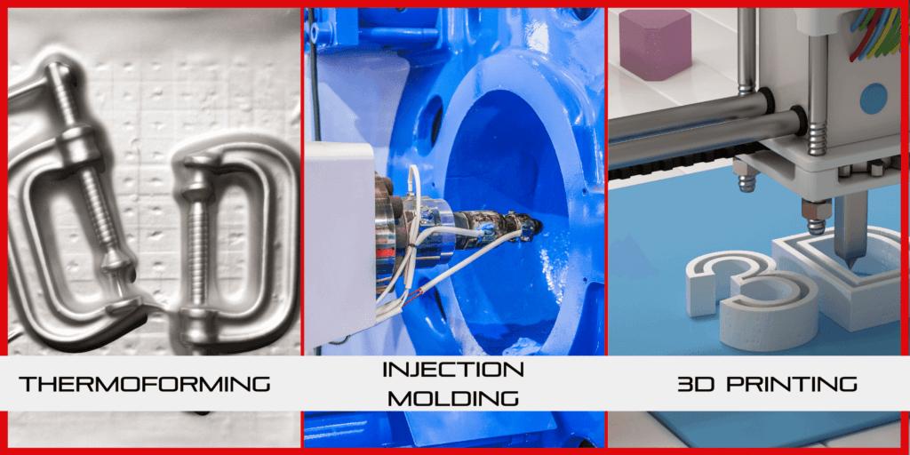 DFM Choose the best manufacturing process
