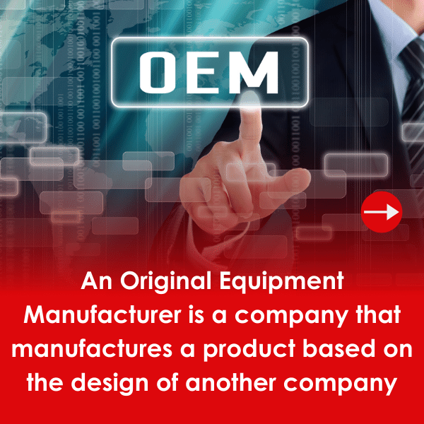 what is original equipment manufacturer OEM
