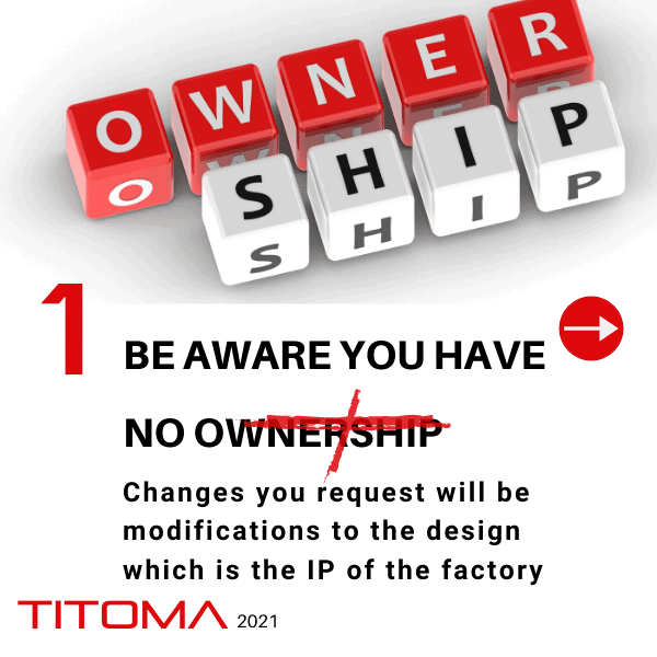 No ownership ODM