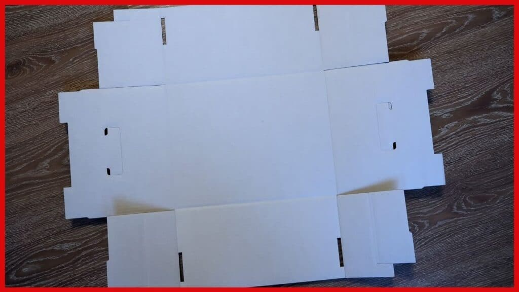Flat box flapping boards
