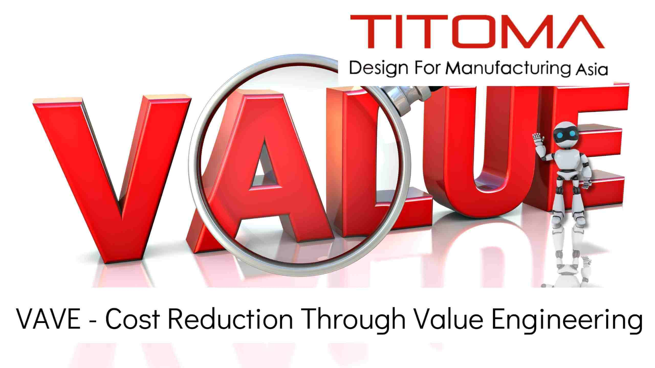 VAVE Value Analysis and Value Engineering Services